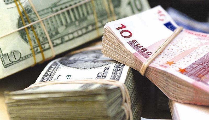 курс евро доллар рубль 2017 30 июня