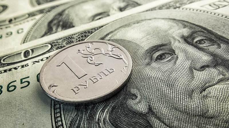 курс доллара сентябрь 2017