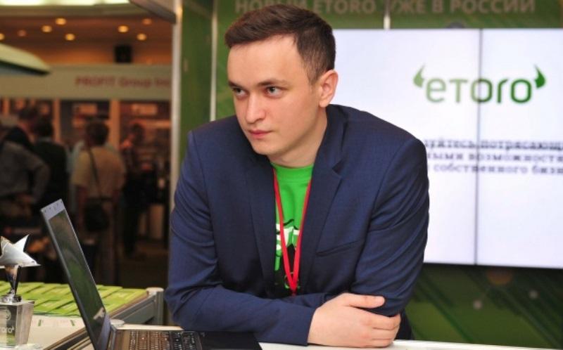 Михаил Мащенко eToro