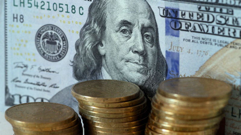курс доллара и евро на сентябрь 2017