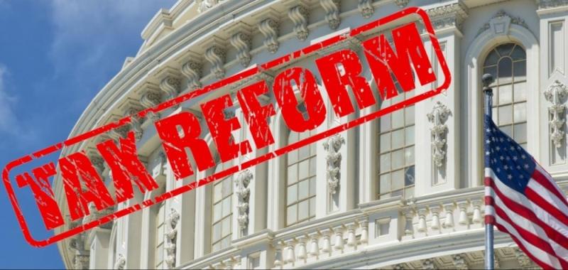 Налоговая реформа США 2017
