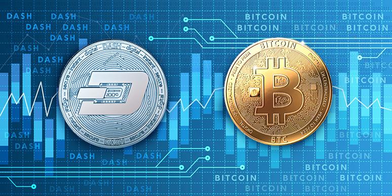 dash bitcoin